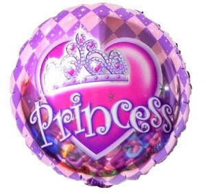 BALON 18 CALI PRINCESS