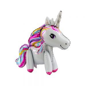 Balon unicorn 3D