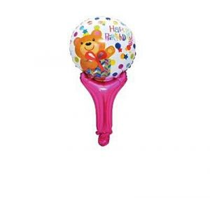 BALON HAPPY BALON FOLIOWY  51X28CM